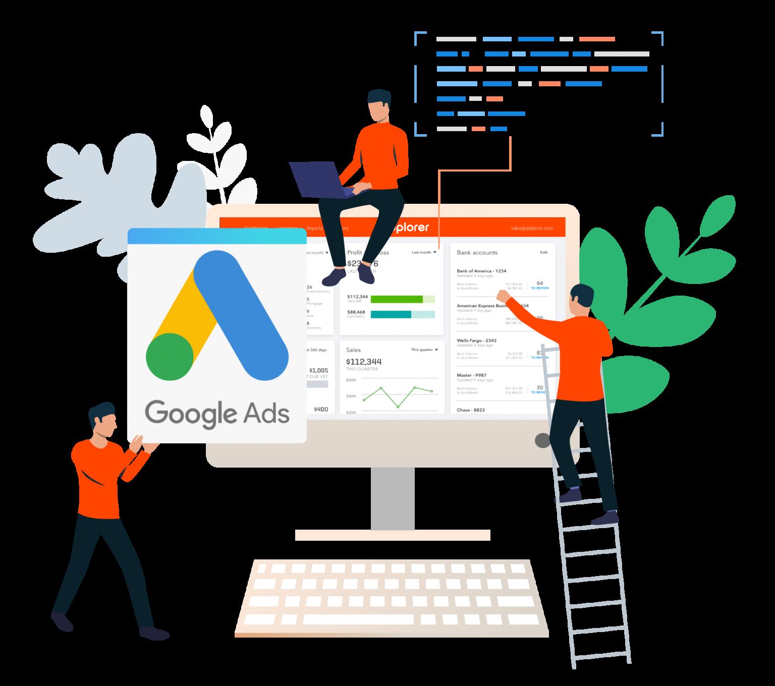 Agência Google Ads