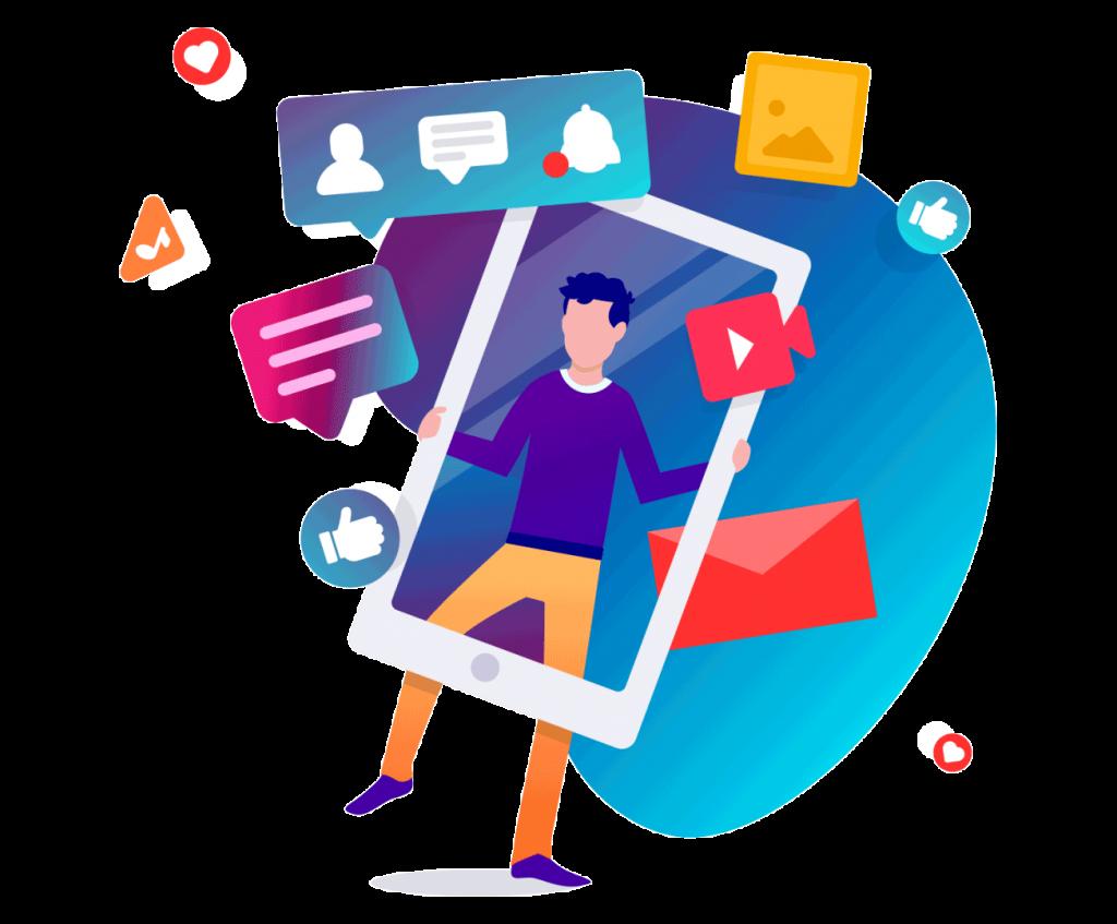 Avença de Marketing Digital: Gestão de Redes Sociais