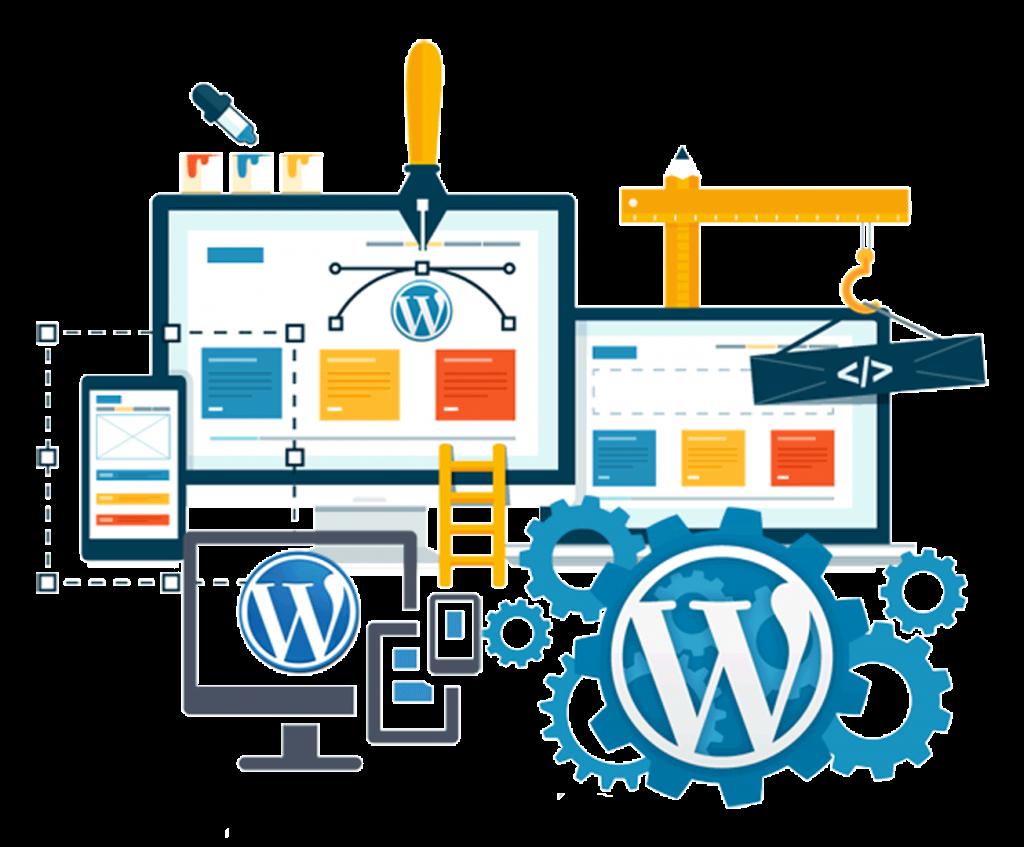Avença de Marketing Digital: WordPress