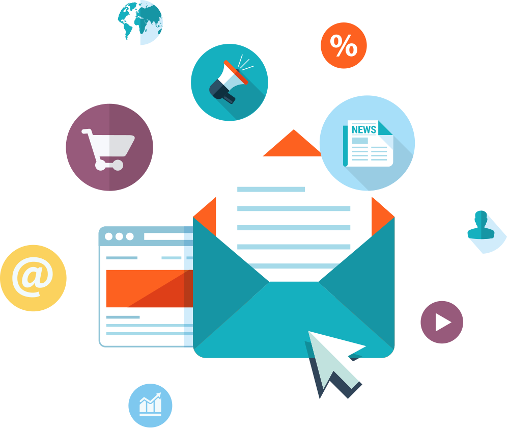 O que pode esperar do nosso serviço de email marketing