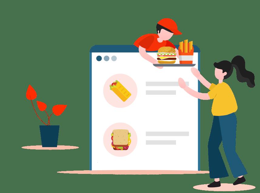 Criação de Sites para Restaurantes: ementas