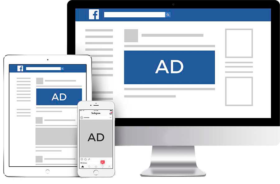 Gestão de Anúncios Facebook Ads
