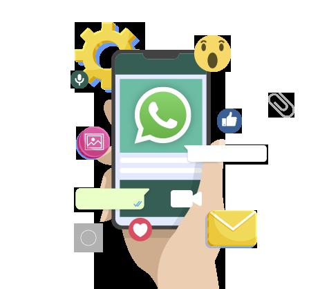 Gestão de Redes Sociais: WhatsApp