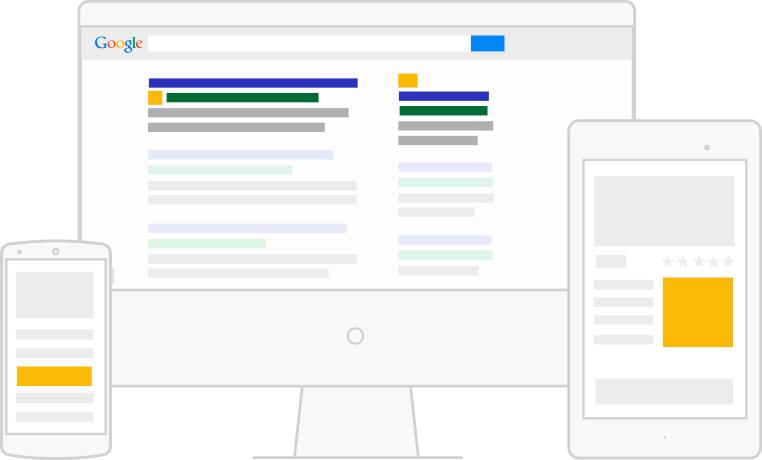 Agência Google Ads: pesquisa