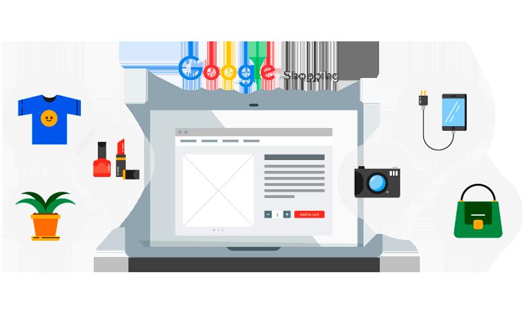 Agência Google Ads: shopping