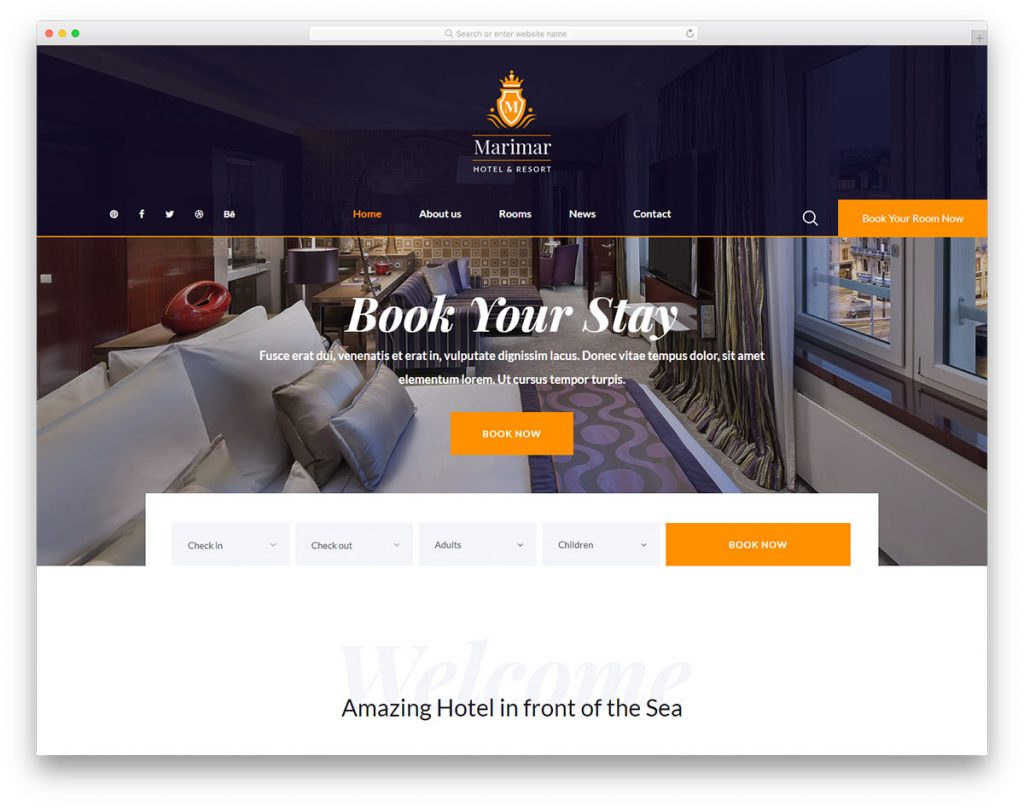 Criação de Sites para Hotéis com Layout Exclusivo
