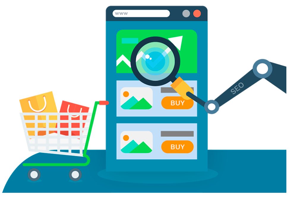 Otimização SEO para Lojas Online
