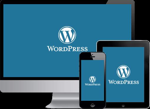 Web Design Personalizado de Criação de Sites WordPress Responsivos