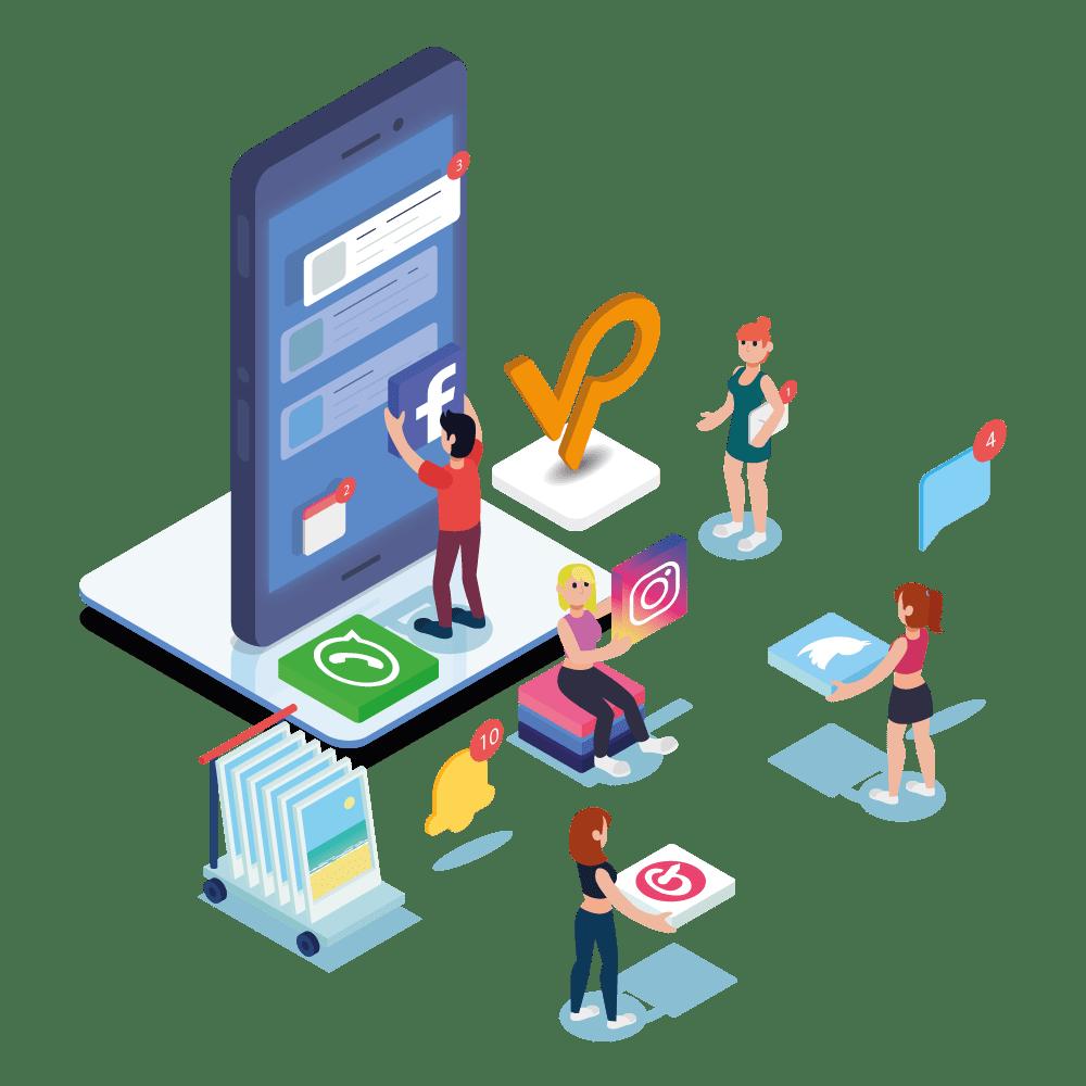 Vantagens da Gestão de Redes Sociais