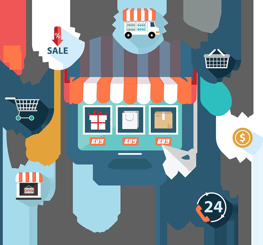 Criação de Lojas Online: como vender qualquer coisa a qualquer hora